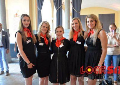 Hôtesses des musicales de Beloeil (2016)