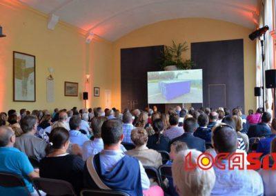 Présentation des musicales de Beloeil sponsorisées par Locasix