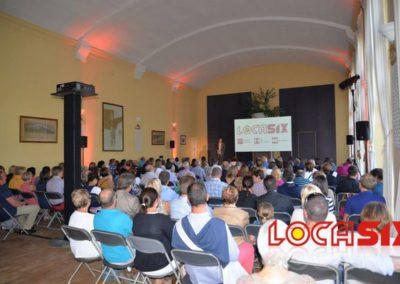 Présentation Locasix - Musicales de Beloeil (2016)