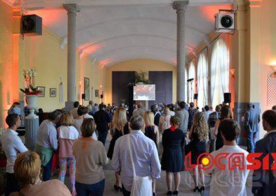 Présentation d'ouverture des Musicales de Beloeil