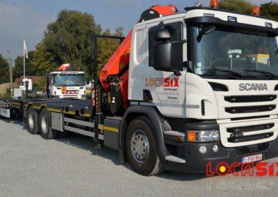 Nouveau camion Locasix