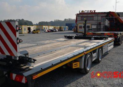 Vue latérale - Nouveau camion Locasix
