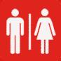 Picto WC autonomes