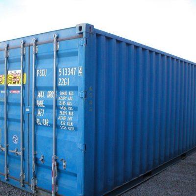 container d 39 occasion en vente container de stockage. Black Bedroom Furniture Sets. Home Design Ideas