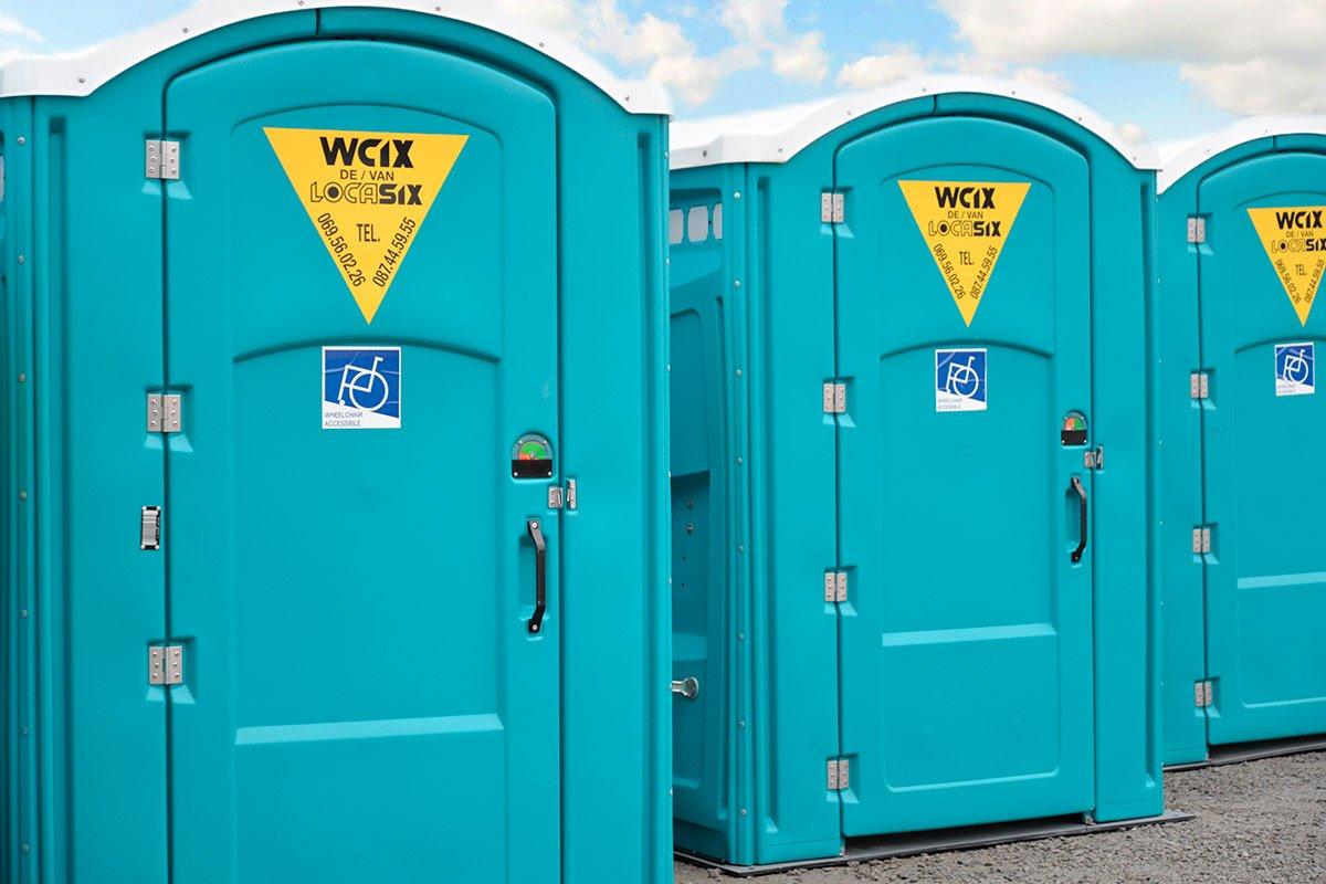WC individuels PMR
