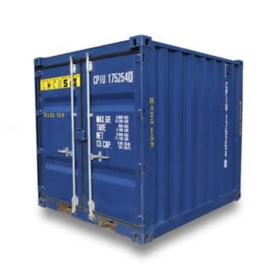 petit container de stockage