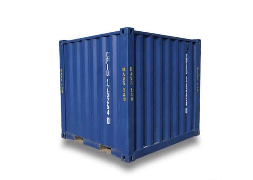 Kleine Container