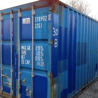 Container de stockage qualité B