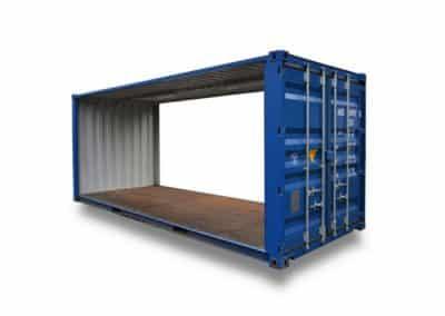 Locasix - Container de stockage GA