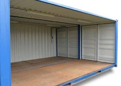 Container de stockage GA - Location