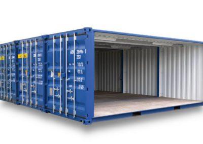 Container de stockage GA - Locasix