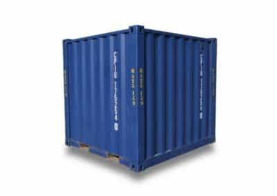 Container de stockage Locasix (HA25)