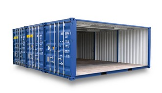 Location de container de stockage GA