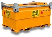 Cuve ADR pour groupe électrogène - Accessoires