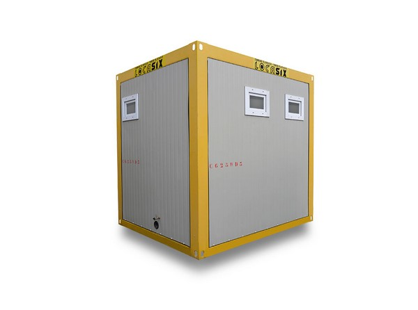 Location de module sanitaire combiné - CWD3
