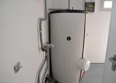 Boiler du module de douche VD6