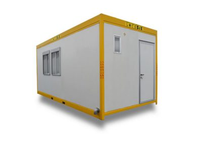 Container sanitaire autonome ASKW - Container sanitaire en location