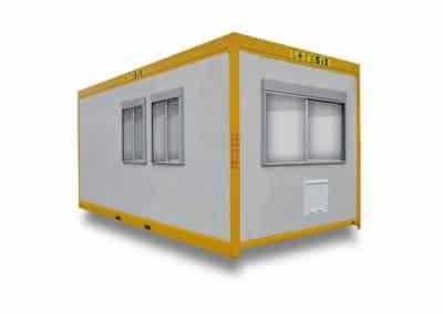 Container sanitaire autonome ASKW - Container en location