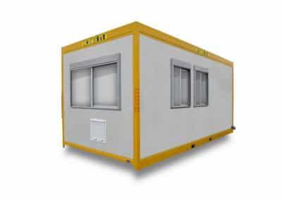 Container sanitaire autonome ASKW - Locasix