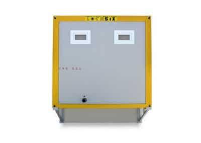 Module sanitaire autonome CS2 CUK2 - Vue de dos