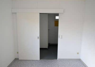 Module sanitaire combiné AWD - Vue intérieure