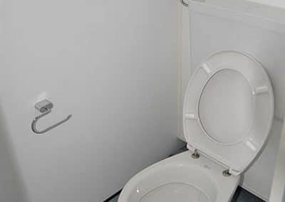 Module sanitaire combiné AWD - WC
