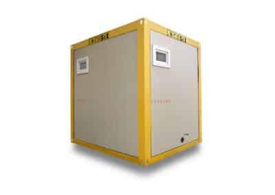Module sanitaire combiné CWD3 - Locasix
