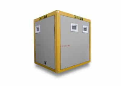 Module sanitaire CWD3 de Locasix