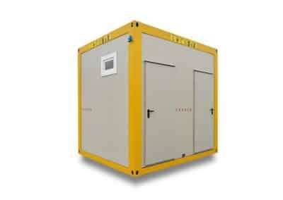 Module sanitaire CS2 - Locasix