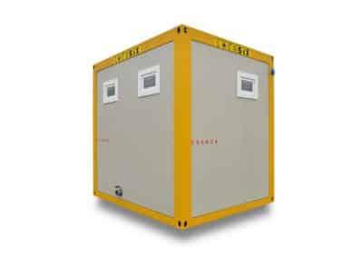 Module sanitaire CS2 - Module sanitaire en location