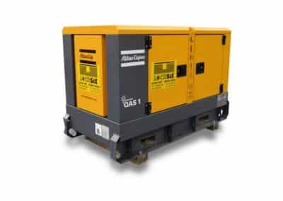 Atlas Copco - Générateur 14 kva en location