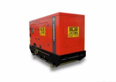 Groupe électrogène de location - Himoinsa HRFW 100 kva