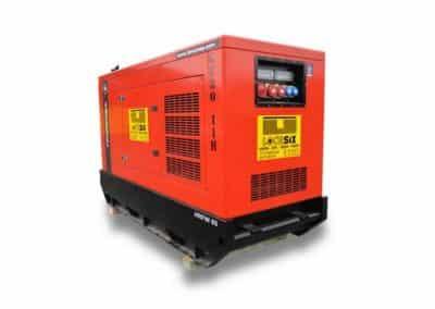 Générateur de marque HIMOINSA HRFW 85 T5