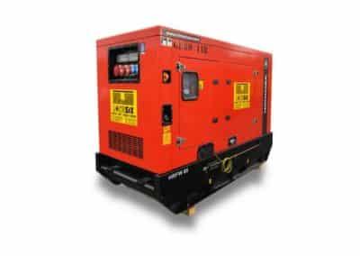 Générateur de marque HIMOINSA HRFW 85 T5 / Locasix