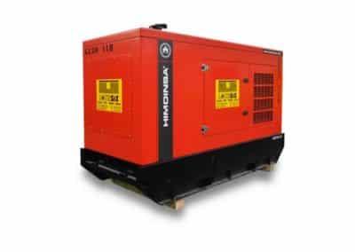 Locasix - Location de générateur de marque HIMOINSA (85 kva)
