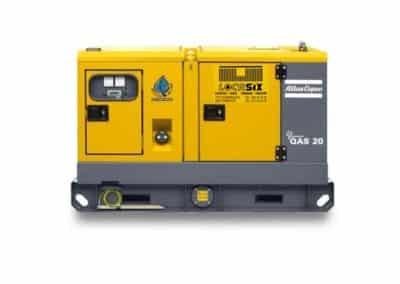 Location générateur ATLAS COPCO 20 kva