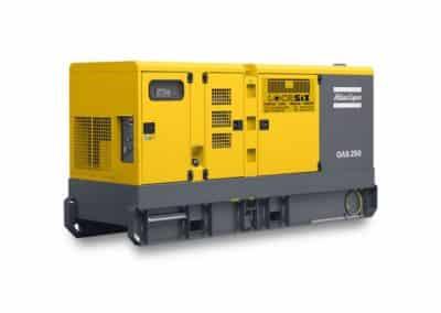 Générateur Atlas COPCO QAS 250