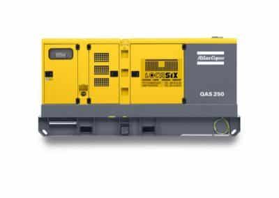 Groupe électrogène Atlas COPCO QAS 250