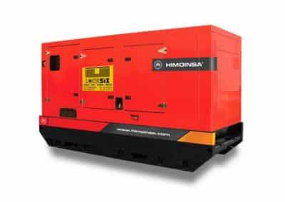 Location de générateur HIMOINSA HRFW 160 T5 (Locasix)