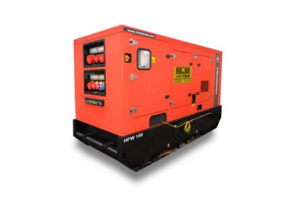 Générateur HIMOINSA HRFW 160 T5