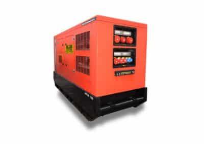 Locasix / Groupe électrogène HIMOINSA HRFW 160 T5
