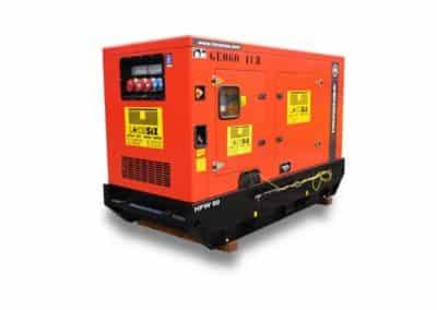 Locasix - Groupe électrogène HIMOINSA HRFW 60T5