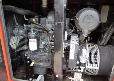 Générateur HIMOINSA HRFW 60 T5