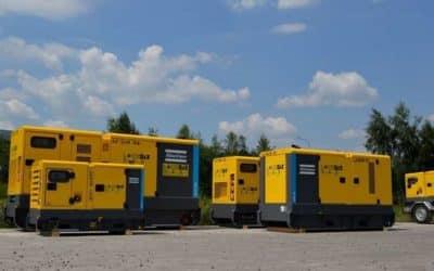 Locasix renouvelle son parc de groupes électrogènes!