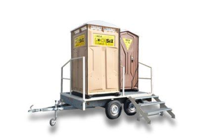 Locasix: toilettes sur remorque en location