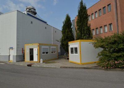 location modules sanitaires