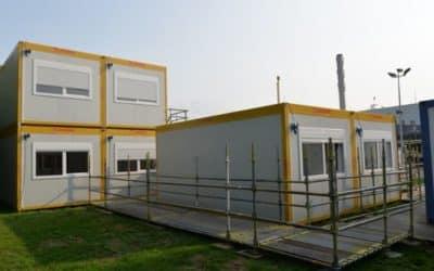 Des modules habitables au service d'Engie